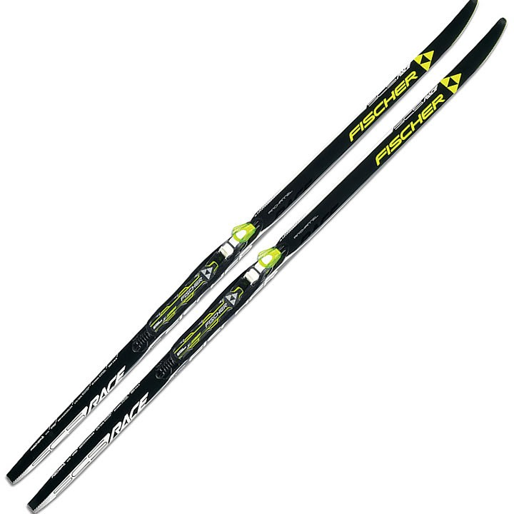 Fischer SCS Race Junior Nordic Skis Kid's 2017