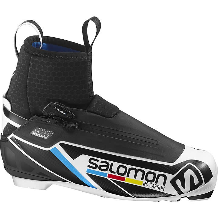 Salomon RC Carbon Prolink Classic Ski Boots 2017-18