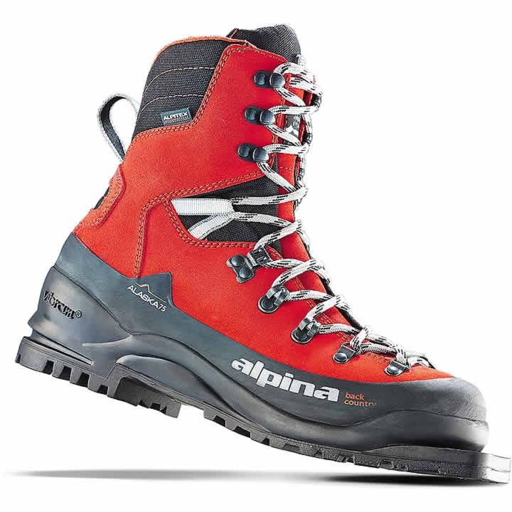 Alpina Alaska Mm Nordic Ski Boot - Alpina boots