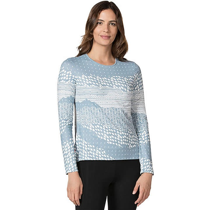 Terry Soleil Flow Long Sleeve Top Women's
