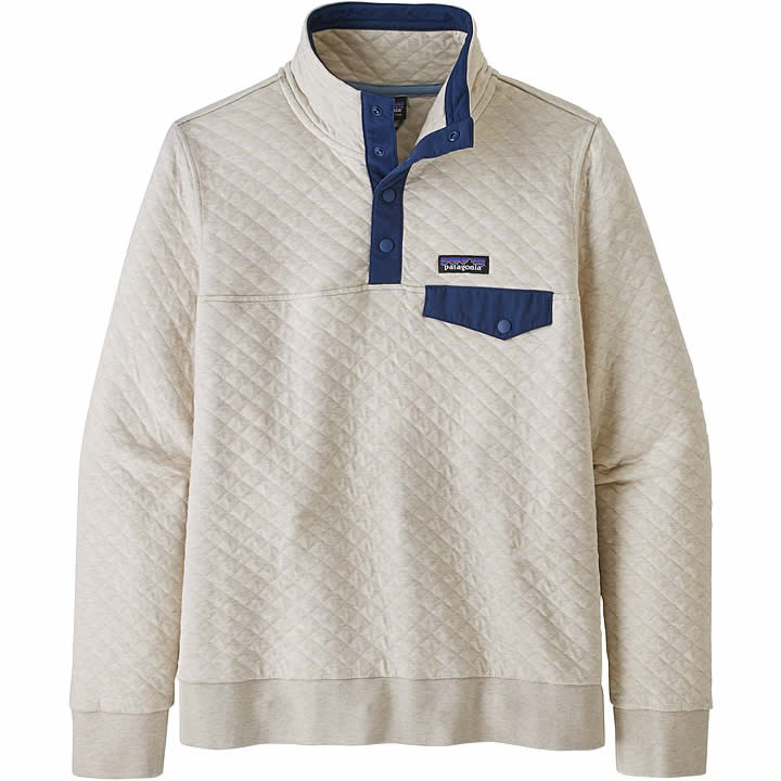 Patagonia Organic Cotton Quilt Snap-T® Pullover Women's