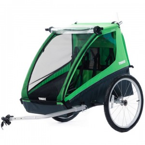Thule Cadence Trailer with Cycling Kit