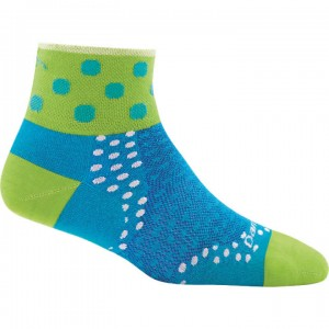 Darn Tough Dot 1/4 Ultra Light Socks Women's