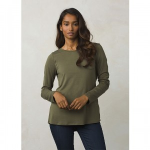 prAna Foundation Longsleeve Top Women's