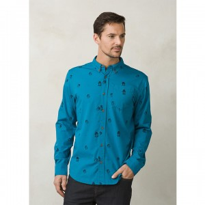prAna Broderick Shirt Men's
