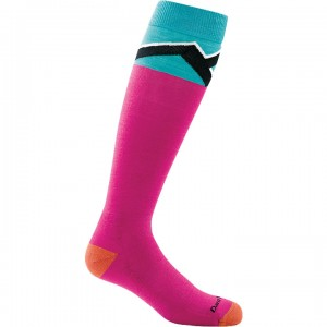 Darn Tough Mountain Top Over-The-Calf Cushion Socks Kids'