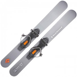 Black Diamond Glidelite 127 Trek Skis with Bindings