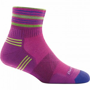 Darn Tough Vertex 1/4 Ultra-Light Cushion Socks Women's