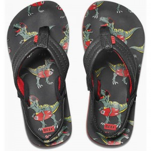 Reef Ahi Sandals Kid's
