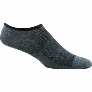 Darn Tough Topless Solid No Show Hidden Light Sock Men's