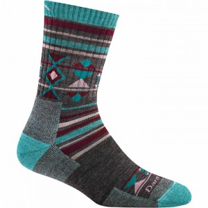 Darn Tough Nobo Micro Crew Cushion Socks Women's