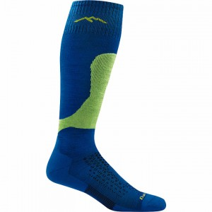 Darn Tough Fall Line Over-The-Calf Padded Light Cushion Sock Men's