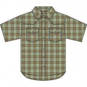 Mountain Khakis Scrambler Short Sleeve Shirt Men's