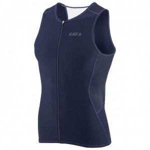 Louis Garneau Tri Comp Sleeveless Triathlon Top Men's