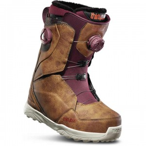 ThirtyTwo Lashed Double Boa Snowboard Boots Women's 2020