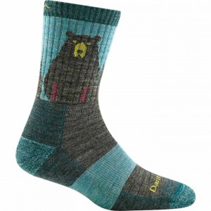 Darn Tough Beartown Micro Crew Light Cushion Socks Women's