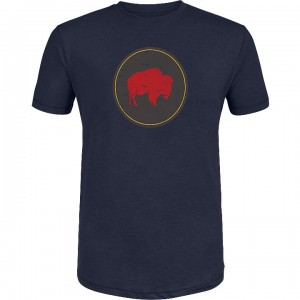Mountain Khakis Bison Patch T-Shirt Men's