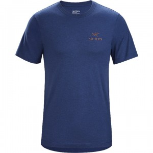 Arc'teryx Emblem Short Sleeve T-Shirt Men's