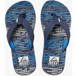 Reef Kids Ahi Sandals Boy's
