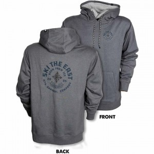 Ski The East Icon Hoodie Men's