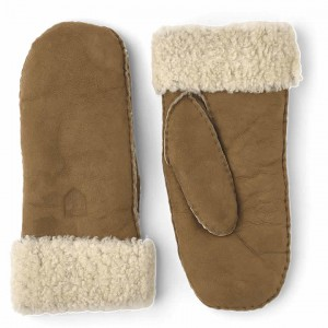 Hestra Sheepskin Mitts Women's