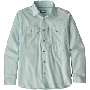 Patagonia Long-Sleeved Cayo Largo Shirt Men's