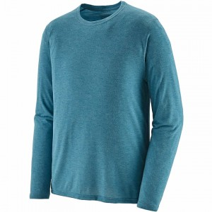 Patagonia Long-Sleeved Capilene Cool Trail Shirt Men's