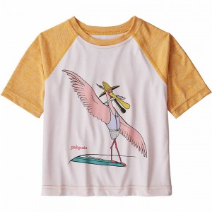 Patagonia Baby Capilene Cool Daily T-Shirt