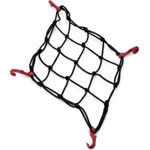 Delta Megarack Cargo Net Black