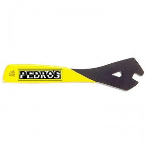 Pedros 15mm Pro Pedal Wrench Yellow