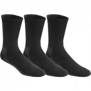 ASICS Contend Train Crew Socks 3-Pack