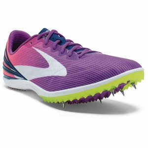 Brooks Mach 17 XC Spikes Women's
