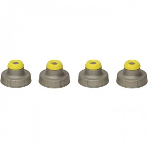 Nathan Push-Pull Caps 4-Pack