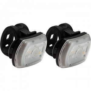 Blackburn 2'Fer 2 Pack USB Front or Rear light