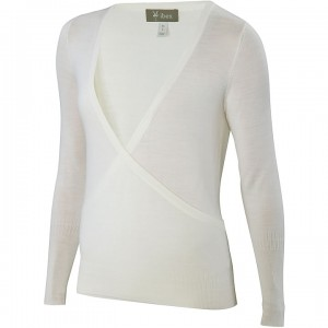 Ibex Arabesque Sweater Women's