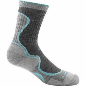 Darn Tough Light Hiker Jr. Micro Crew Light Cushion Socks Girl's