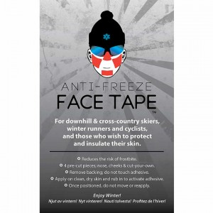 Anti-Freeze Face Tape