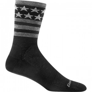 Darn Tough Stars/Stripes Micro Crew Ultra Light Socks Men's