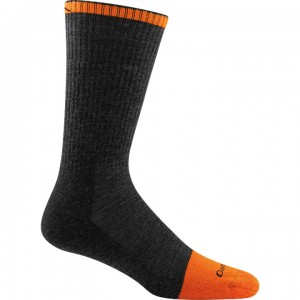 Darn Tough Steely Boot Sock Cushion Socks with Full Cushion Toe Men's
