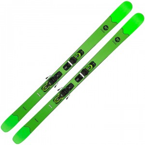 Rossignol Smash 7 Ski with Xpress 11 Binding