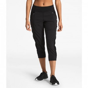 The North Face On The Go Mid Rise Crop Women's