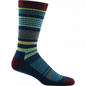 Darn Tough Unstandard Stripe Crew Light Cushion Sock Men's