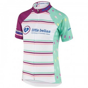 Louis Garneau Little Bellas Jr. Jersey