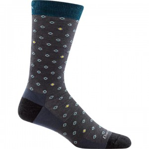 Darn Tough Fish Eye Crew Light Socks Men's