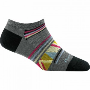 Darn Tough Bridge No Show Light Socks Women's