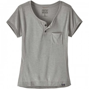 Patagonia Capilene Cool Trail Bike Henley Women's
