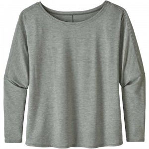 Patagonia Long Sleeved Glorya Top Women's