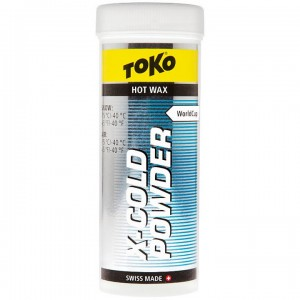 Toko X-Cold Powder Wax 50g