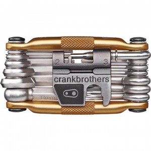Crank Brothers M19 Multi-Tool Gold