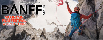 Tickets On Sale Dec 14 For The Banff Mountain Film Festival World Tour